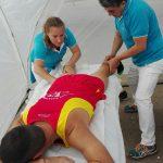 masaje pré competición